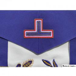 Grands Officiers Nationaux Tablier d'Officier National petite tenue - GLNF
