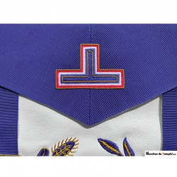 Décors Tablier d'Officier National petite tenue - GLNF