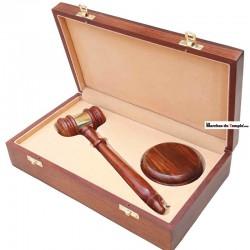 Objets et Cadeaux Coffret en bois 1 Maillet