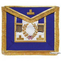 Grands Officiers Nationaux Tablier d'Officier National grande tenue - GLNF