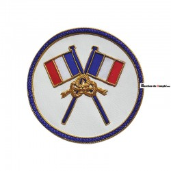 Décors Badge de Fonction d'Officier National - Petite Tenue - GLNF
