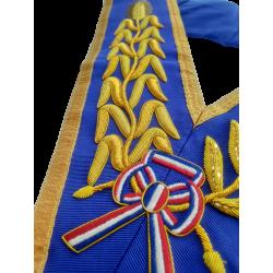 Décors Sautoir d'Officier National grande tenue - GLNF