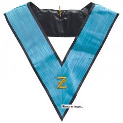 Décors du 4ème degré Sautoir du 4ème Grade du REAA - Z droit