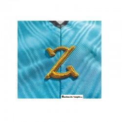 Décors du 4ème degré Sautoir du 4ème Grade du REAA - Z cursif