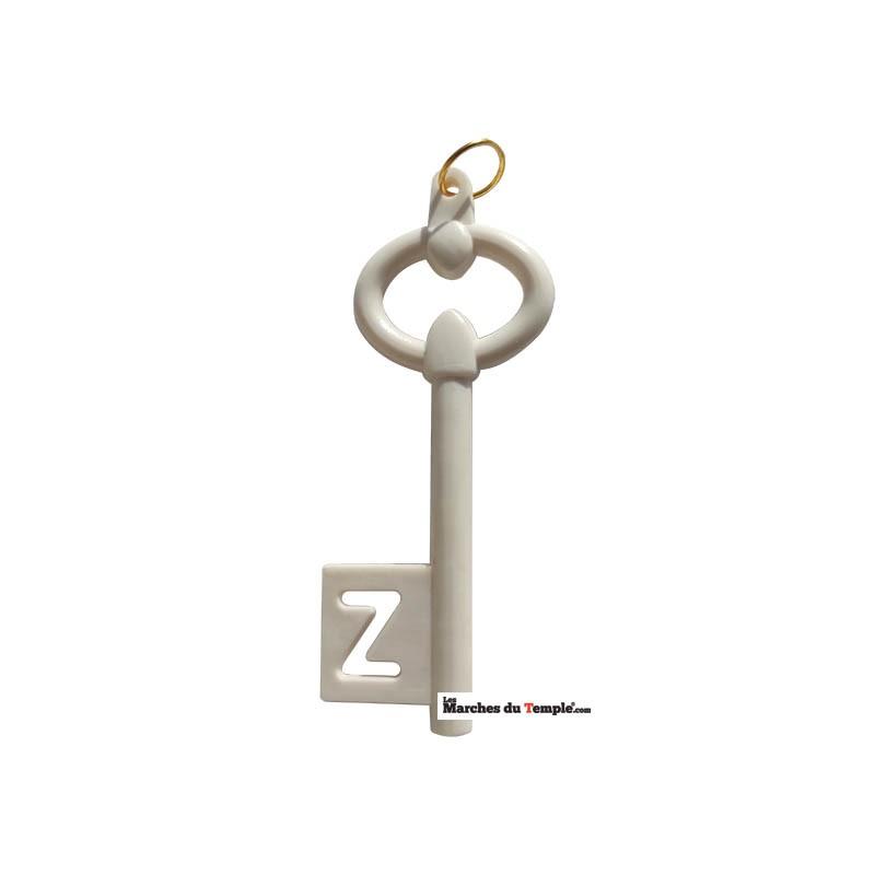 Décors du 4ème degré Bijou de Sautoir du 4ème Grade du REAA - Z clef