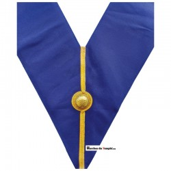 Grands Officiers Nationaux Sautoir d'Officier National petite tenue - GLNF