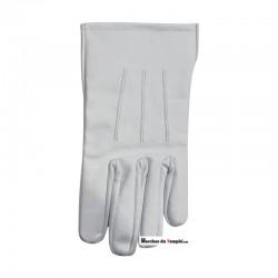 Accessoires Décors Gants en cuir blanc