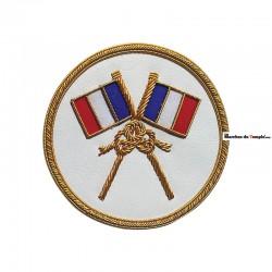 Décors Badge de Fonction d'Officier National - Grande Tenue - GLNF