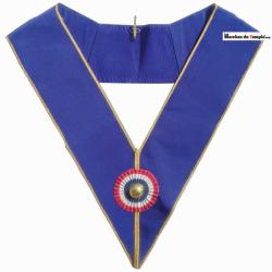 Grands Officiers Provinciaux Sautoir d'Officier Provincial petite tenue - GLNF