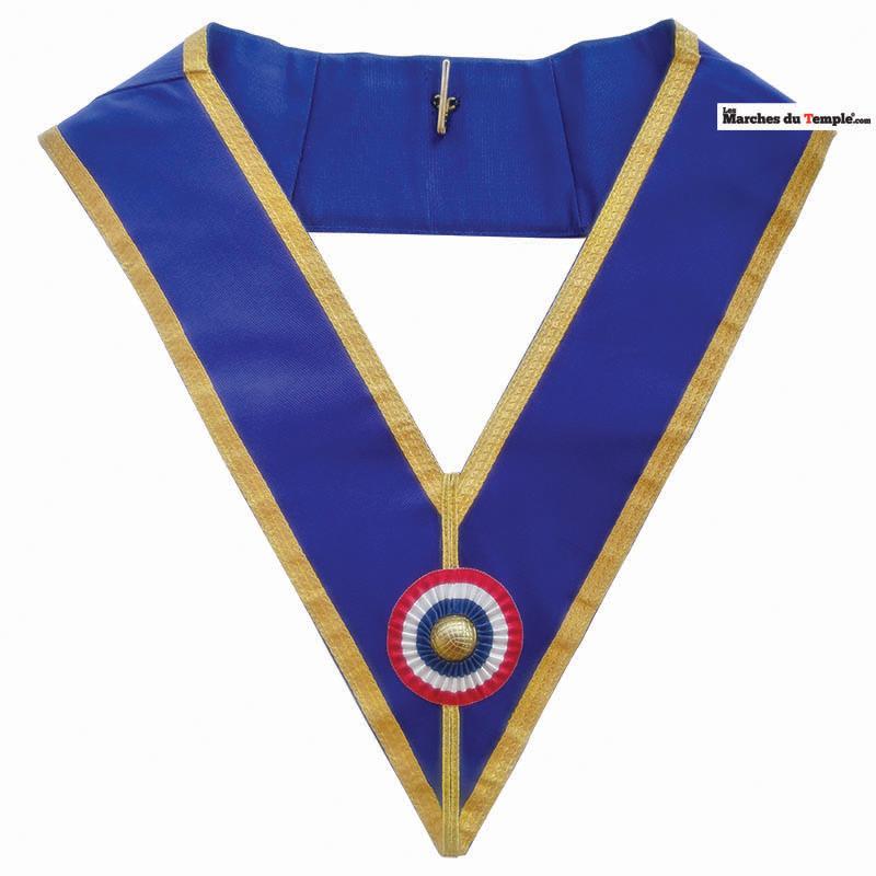 Décors Sautoir d'Officier Provincial grande tenue - GLNF