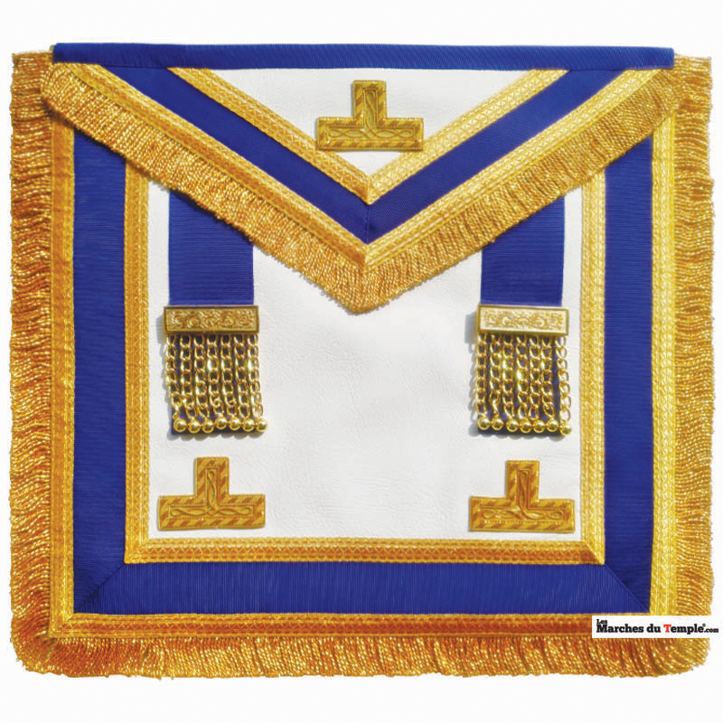 Grands Officiers Provinciaux Tablier d'Officier Provincial grande tenue - GLNF