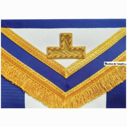 Décors Tablier d'Officier Provincial grande tenue - GLNF