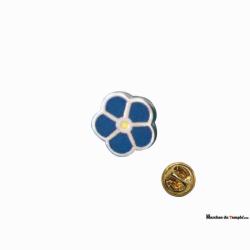 Pin's Pin's Myosotis petit modèle - 0,7cm