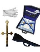 E-shop Les Marches du Temple : accessoires décors objets maçonniques