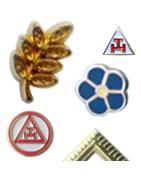 Pin's maçonniques - E-shop maçonnique Les Marches du Temple